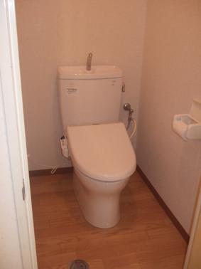 アフタートイレ