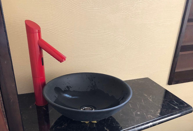 手洗い器造作