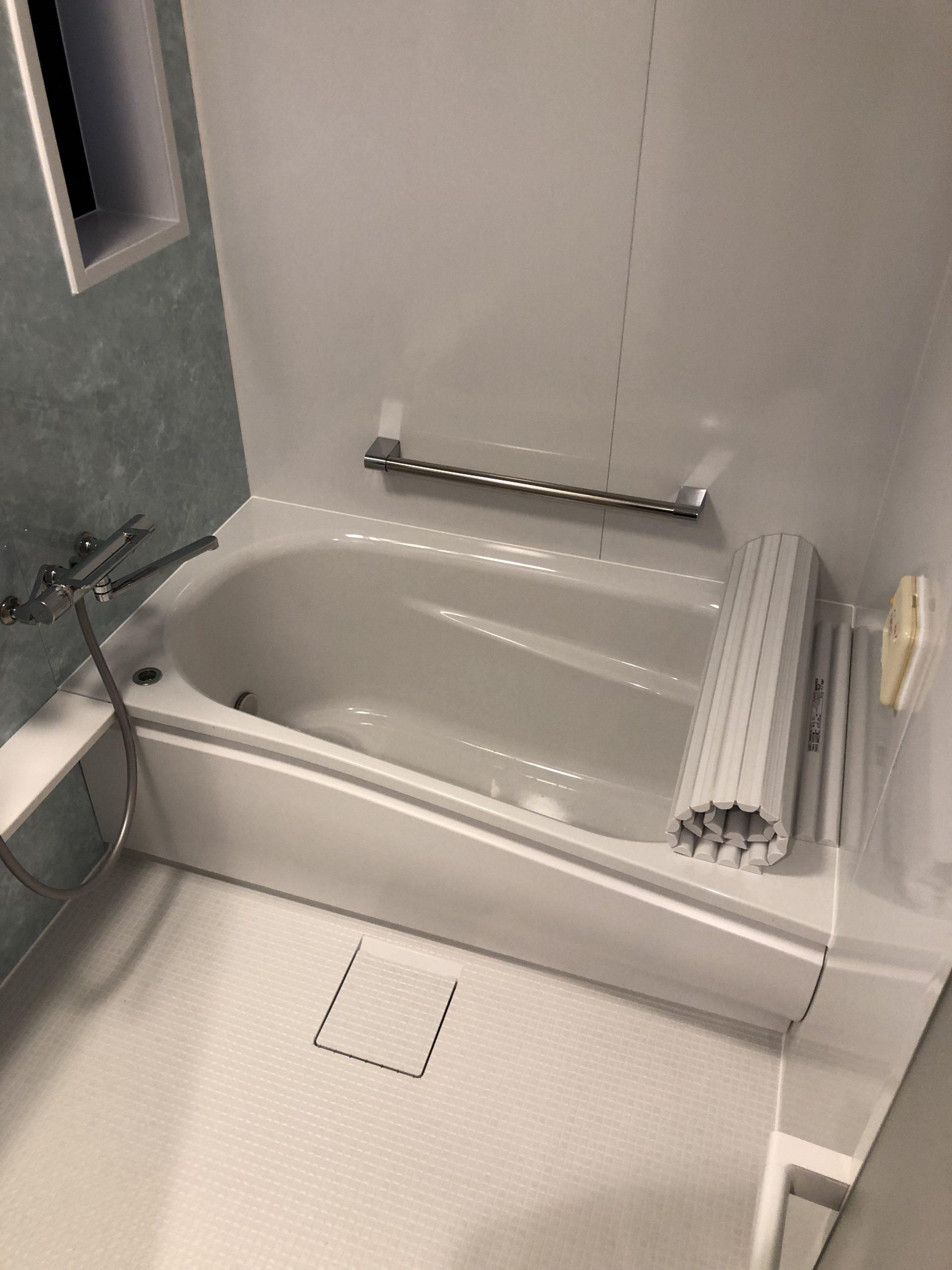 システムバスルーム改修例